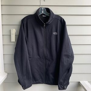 THE NORTH FACE Soft Shell Jacket Microfleece Lined